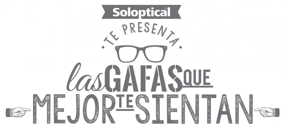 Soloptical presenta las gafas que mejor te sientan según la forma de tu cara