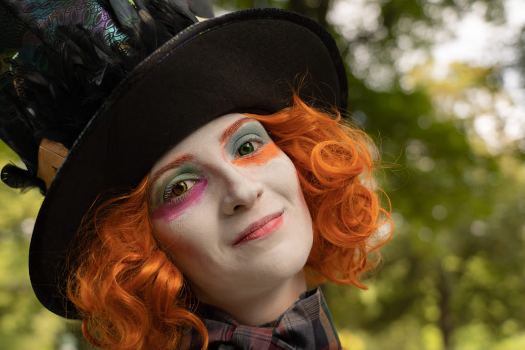 lentillas fantasia carnaval