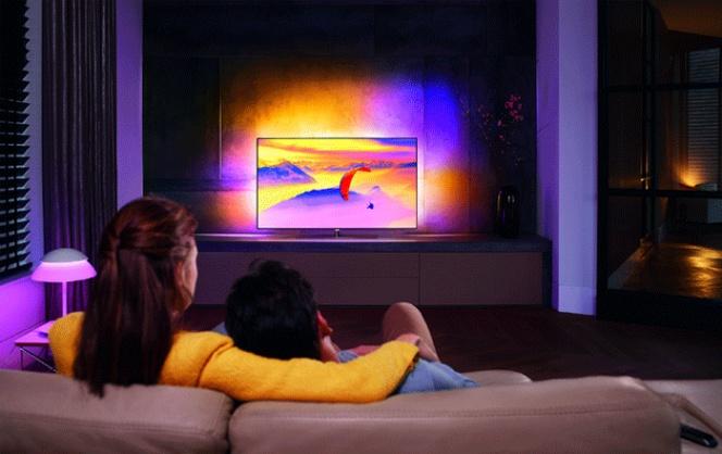 cuida tu vista viendo la television