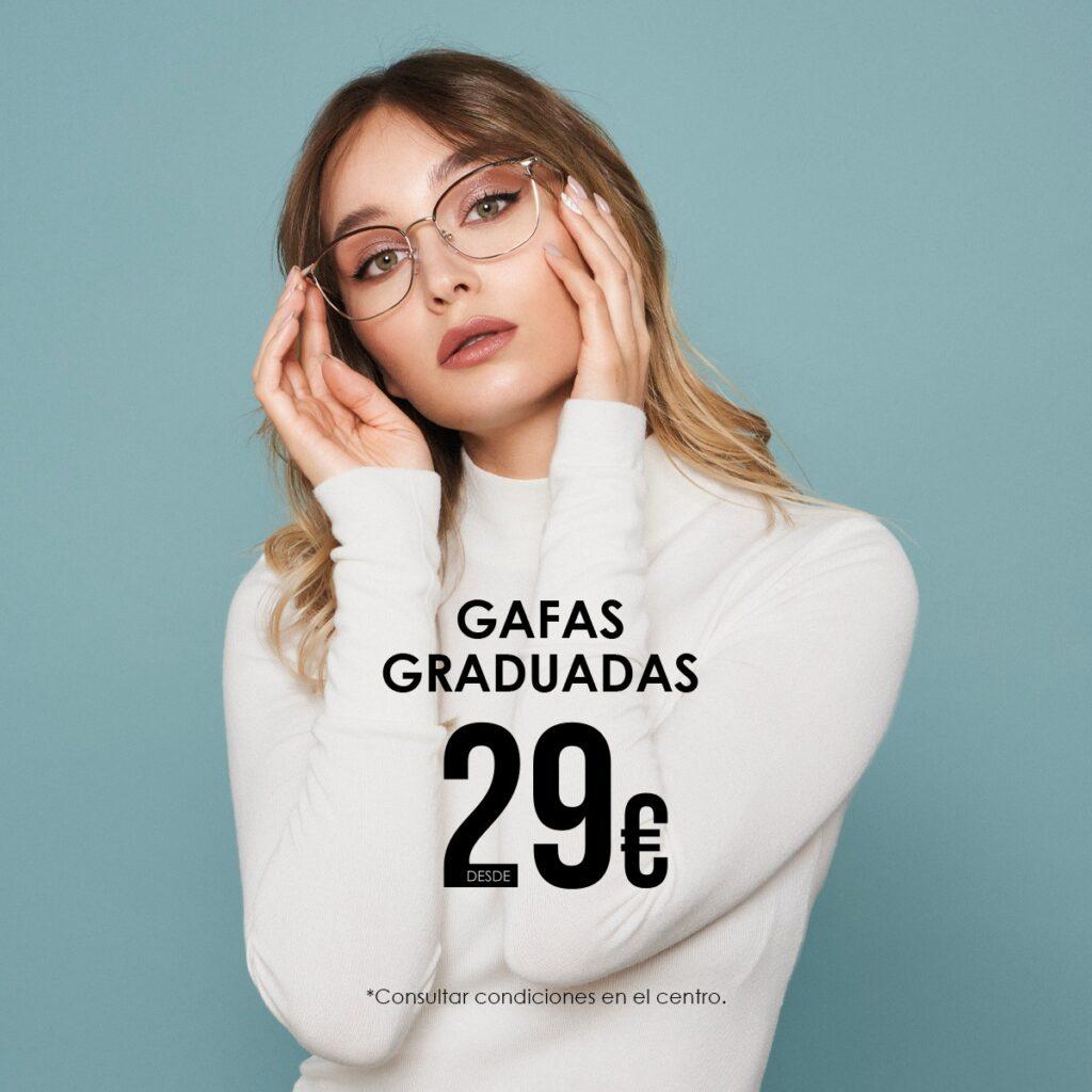 gafas graduadas por 29€