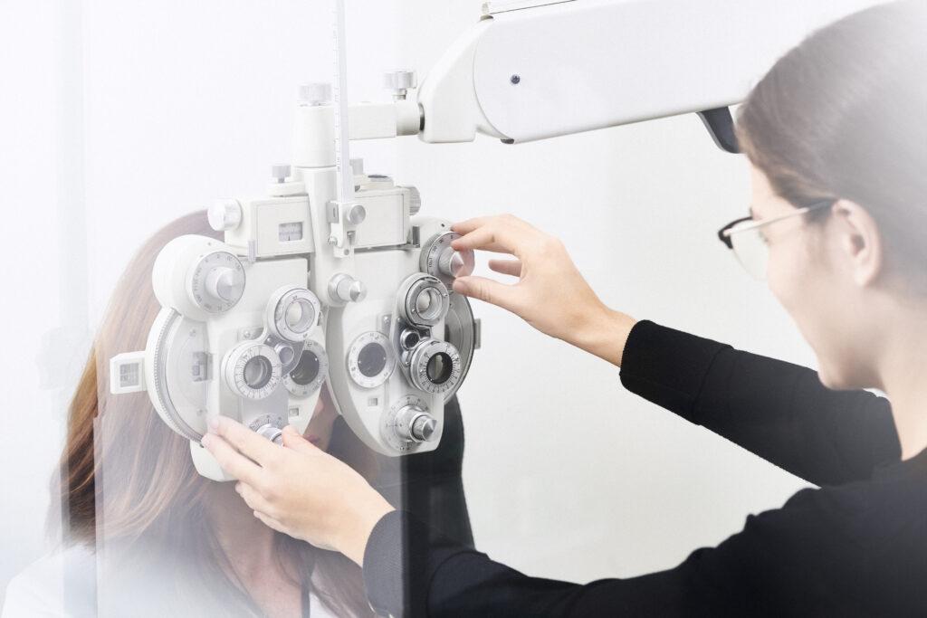 revision visual oftalmologo