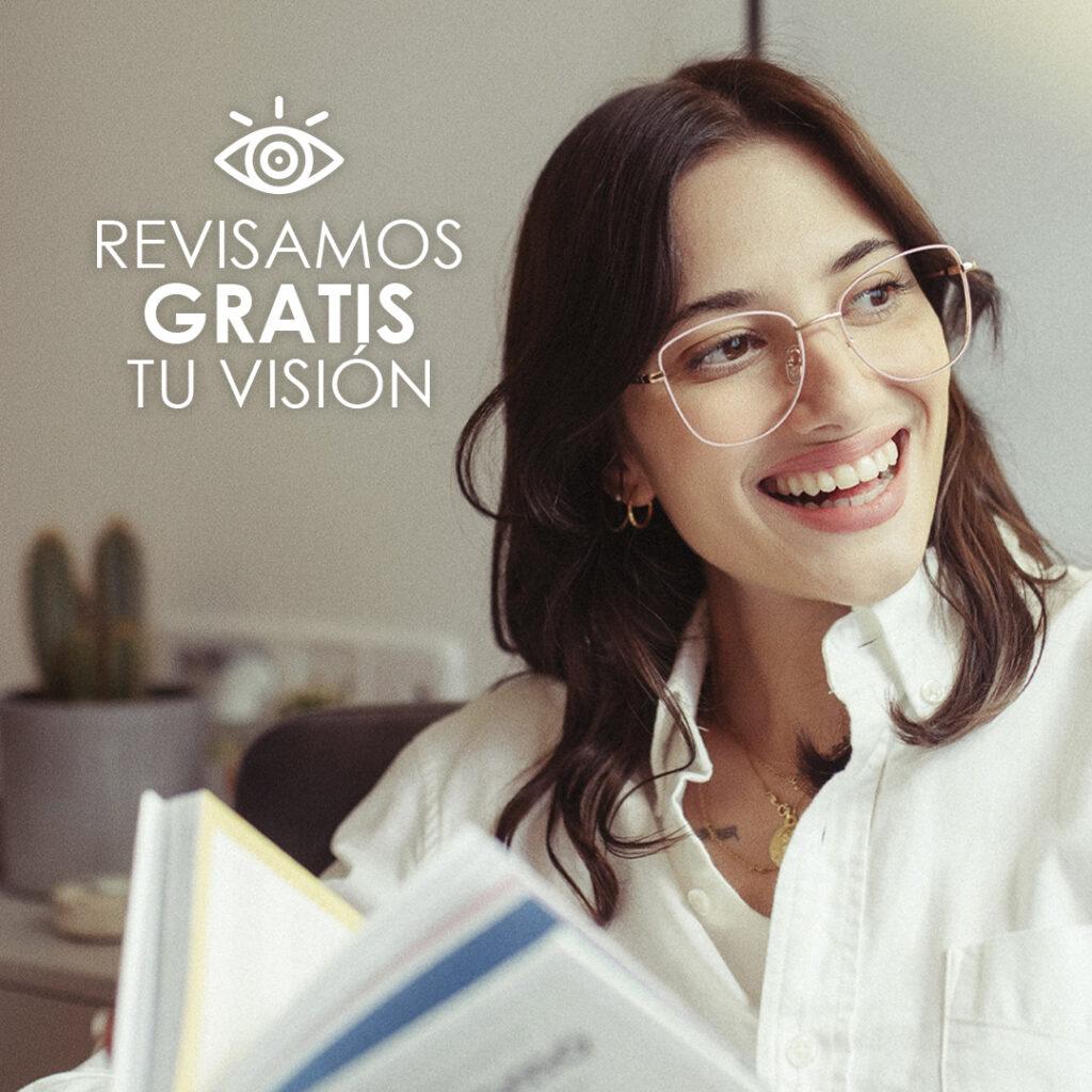revision visual gratuita