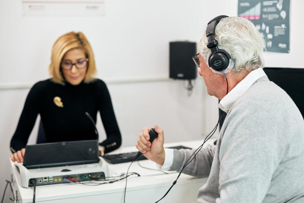 pruebas de audiología en soloptical