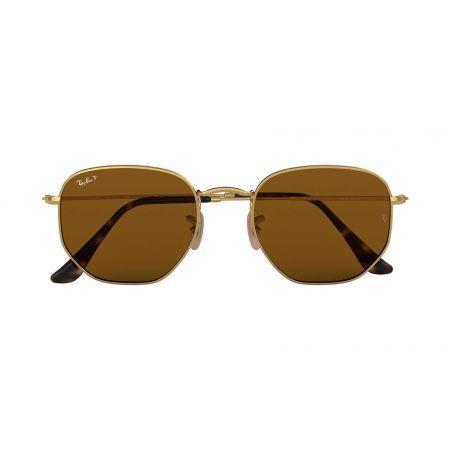 RayBan ® Hexagonal Flat Lenses RB3548 001/57